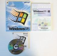 Microsoft-Windows-98-OEM-Dutch-CD-ROM-PC-operating-system-w--product-key-vintage-retro-90s