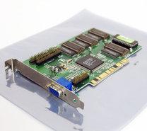 Diamond-Stealth-3D-2000-S3-Virge-4MB-VGA-graphics-video-PCI-PC-card-adapter-Pentium-Windows-95-vintage-retro-90s