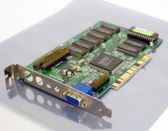 Diamond-Stealth-3D-2000-S3-Virge-4MB-VGA-graphics-video-PCI-PC-card-adapter-Pentium-Windows-95-vintage-retro-90s-#2