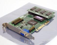 Diamond-Stealth-3D-3000-S3-Virge-VX-4MB-VGA-graphics-video-PCI-PC-card-adapter-Pentium-Windows-95-vintage-retro-90s
