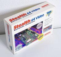 Diamond-Stealth-64-Video-VRAM-S3-Vision968-2MB-VGA-graphics-PCI-PC-card-adapter-CIB-complete-box-Pentium-Windows-3.1-vintage-retro-90s