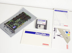 Diamond-Stealth-64-S3-Vision964-2MB-VGA-graphics-PCI-PC-card-adapter-Pentium-Windows-3.1-vintage-retro-90s