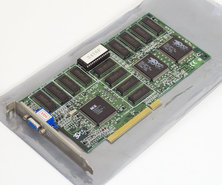 A-Trend-ATG2476P-Macronix-MX86251FC-&-3DFX-Voodoo-Rush-6MB-VGA-graphics-PCI-PC-card-adapter-Pentium-Windows-95-vintage-retro-90s