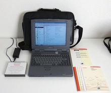 Toshiba-Satellite-2060CDS-AMD-K6-2-12.1-laptop-notebook-portable-computer-Windows-95-98-vintage-retro-90s