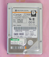 Western-Digital-WD-Caviar-22500-3.5-internal-PATA-2.5GB-hard-disk-drive-HDD-IDE-2.5-GB-IBM-FRU-P-N-76H8978-00K7919-AC22500-23LA-vintage-retro-90s