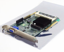 Matrox-Mystique-G200-8MB-MGI-G2+-MSDA-8BN-20-VGA-graphics-video-AGP-PC-card-adapter-vintage-retro-90s