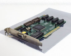 Trident-TGUI9440-1-1MB-VGA-graphics-video-PCI-PC-card-adapter-Pentium-Windows-95-vintage-retro-90s