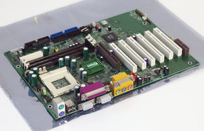 AOpen-AX33-socket-370-ATX-PC-motherboard-main-system-board-S370-Pentium-III-P3-AGP-PCI-Via-Apollo-Pro-133